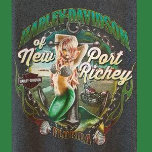 Harley Davidson New Port Richey FL Graphic Tank